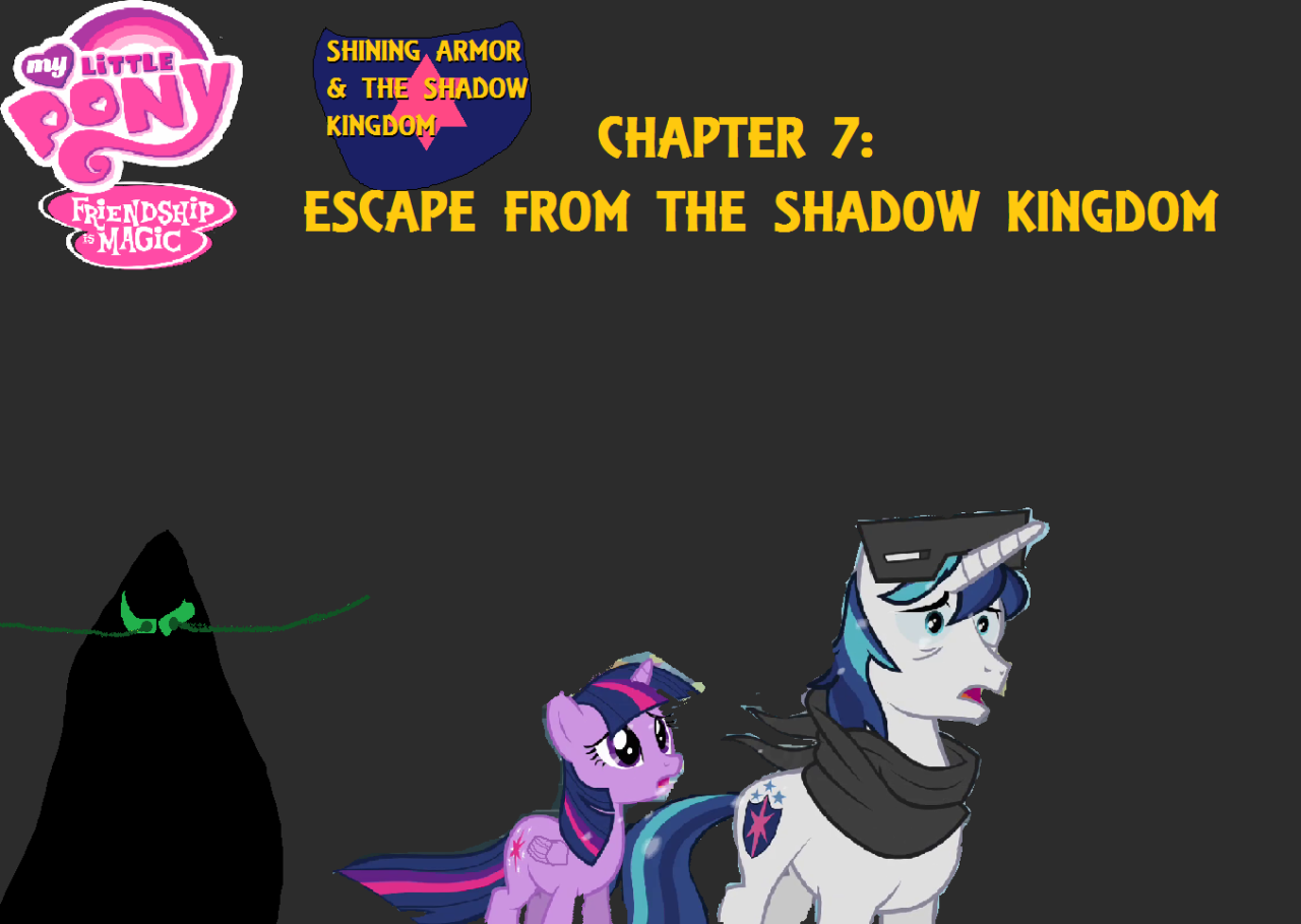 shining armor the shadow kingdom full story the detective